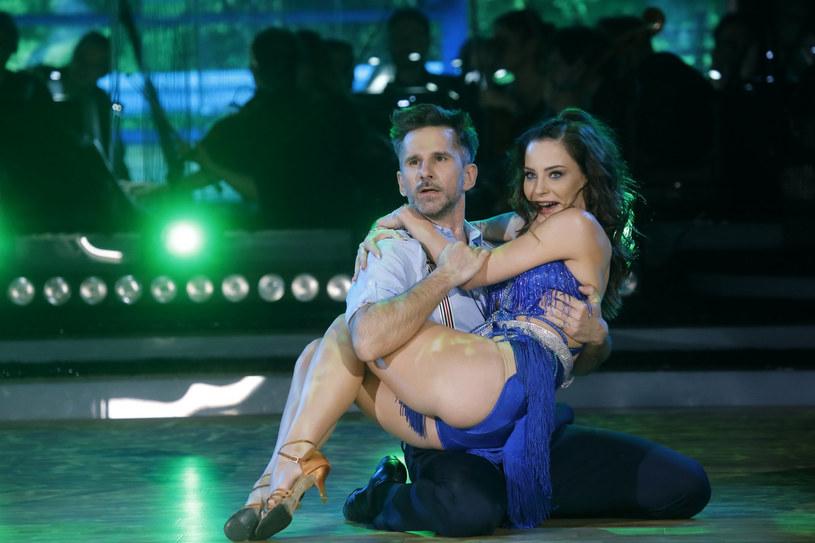 Taneczną partnerką Marcina Bosaka jest Wiktoria Omyła /Adam Jankowski /Reporter