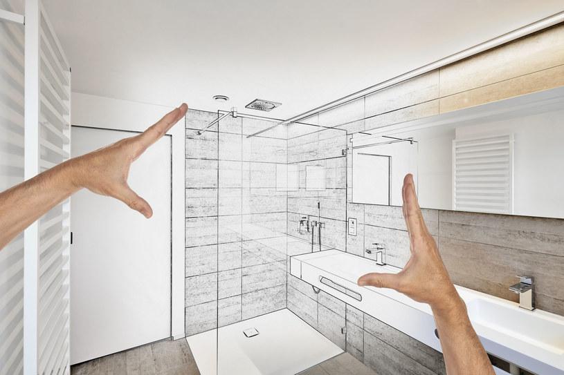 Tani i prosty sposób na odnowienie łazienki /123RF/PICSEL