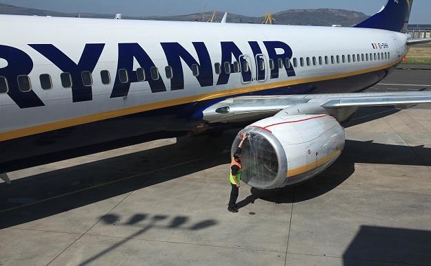 Tania linia lotnicza Ryanair ogłosiła rozkład lotów ze swojej bazy na lotnisku Kraków /AFP