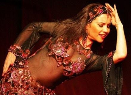 Taniec brzucha - taniec kobiecości /AFP