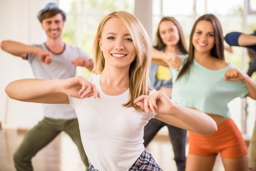 Taniec odblokowuje ciało /123RF/PICSEL