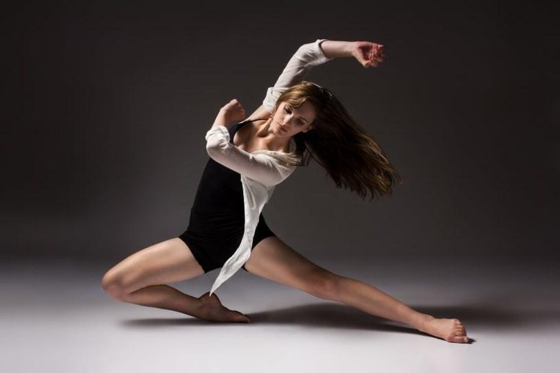 Taniec pomaga się odblokować /123RF/PICSEL