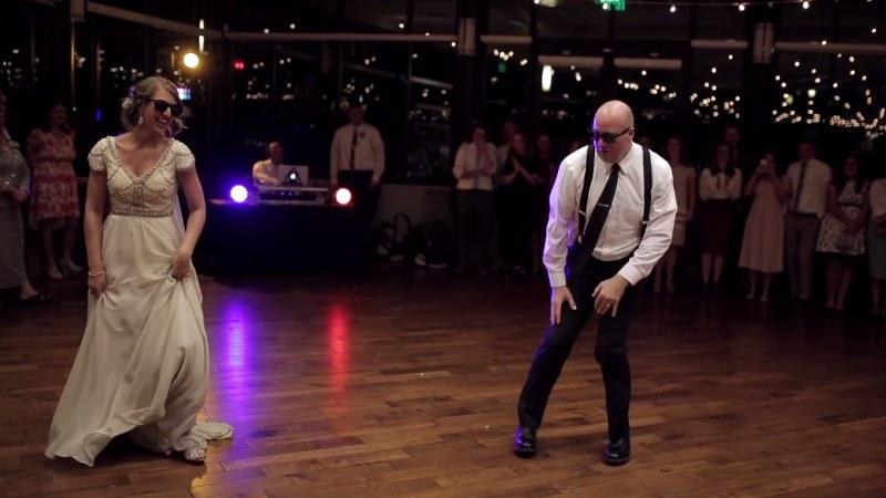 Taniec tej dwójki zrobił w sieci prawdziwą furorę /BP Film & Photo /YouTube