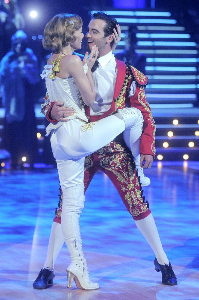 Taniec to jego żywioł /Kurnikowski /AKPA