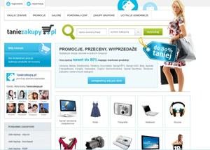 Taniezakupy.pl - kolejny serwis w stylu Pobieraczek.pl
