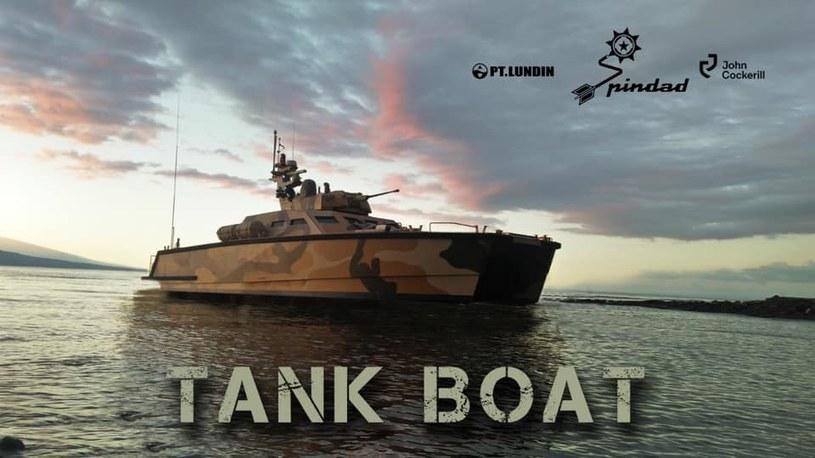 Tank Boat / Facebook /materiały prasowe