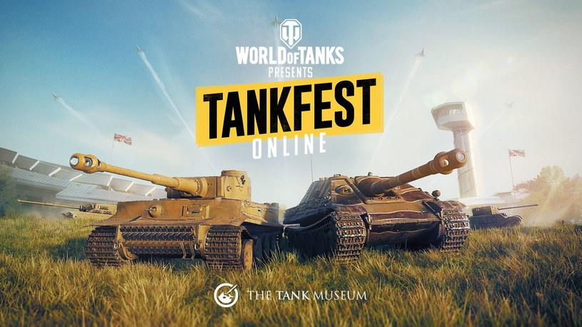 Tankfest Online 2020 /materiały prasowe