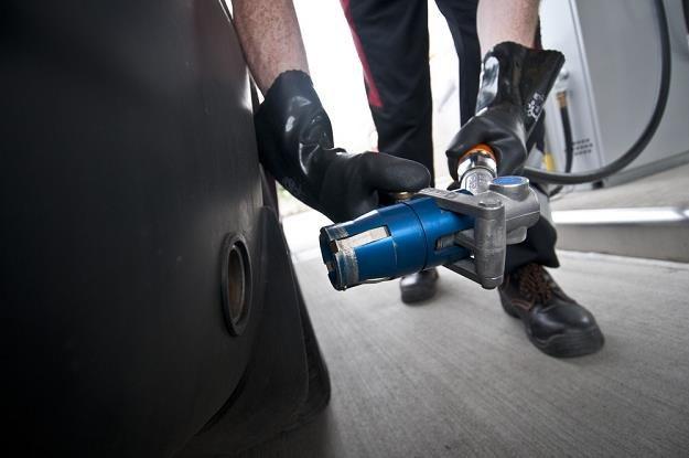 Tankowanie LPG staje się coraz droższe / Fot: Tymon Markowski /East News