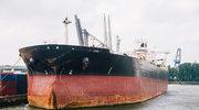 Tankowiec z Hongkongu z ropą naftową dla Korei Północnej