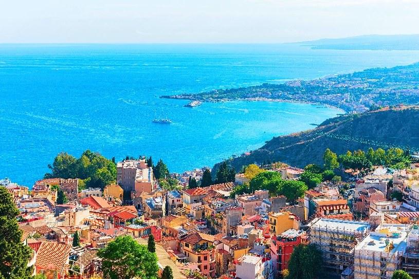 Taormina urzeka pięknem /123RF/PICSEL