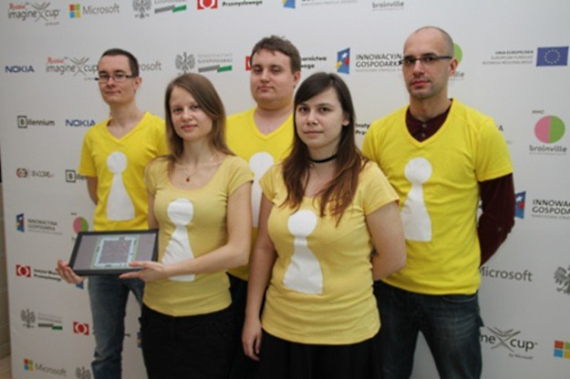 TapBoarders z Uniwerystetu Ekonomicznego  w Poznaniu /materiały prasowe