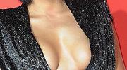 Taraji P. Henson  świeciła biustem na gali!