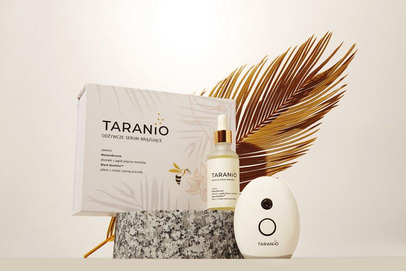 Taranio - Opalona skóra wolna od szkodliwych promieni UV /INTERIA.PL/materiały prasowe