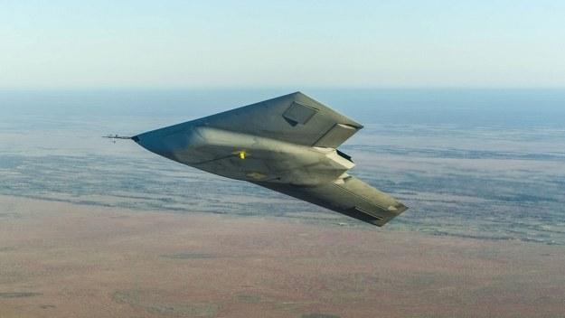 Taranis.  Fot. BAE Systems /materiały prasowe