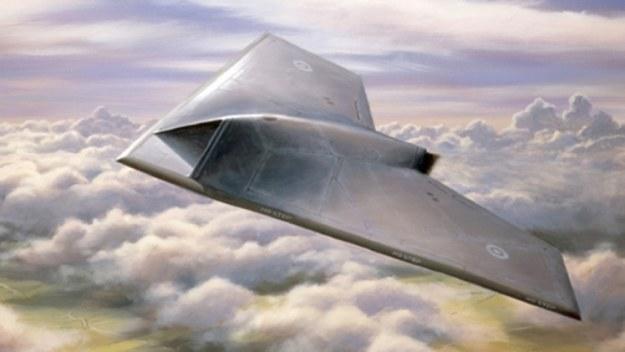 Taranis przypomina X-47B /materiały prasowe