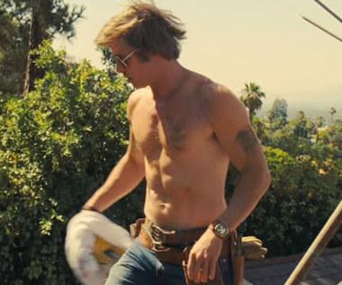 Tarantino uczył Brada Pitta, jak ma zdjąć koszulkę