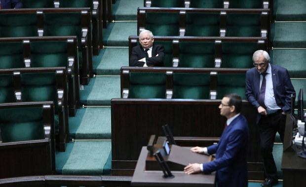"""Tarcza antykryzysowa w Sejmie: Deficyt budżetowy nie jest """"świętym Graalem"""""""