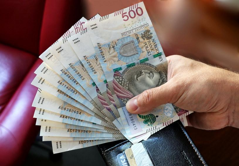 Tarcza finansowa PFR, to program subwencji dla firm, o łącznej wartości 100 mld zł. /Wojtek Laski /East News