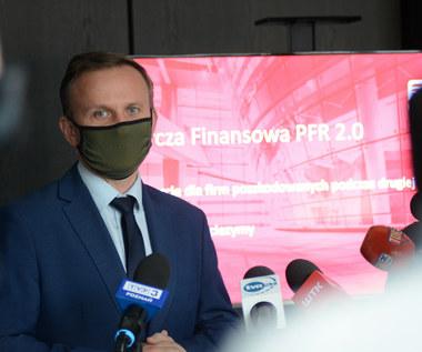 Tarcza finansowa: Wiceprezes PFR przypomina o ważnym obowiązku