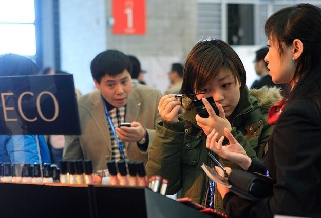 Targi branży kosmetycznej Cosmoprof kończą się dzisiaj /Getty Images/Flash Press Media