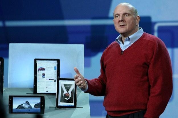 Targi CES 2012 będą ostatnimi dla Microsoftu /AFP