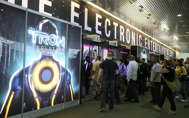 Targi E3 to najbardziej znana i prestiżowa impreza w branży elektronicznej rozrywki /AFP