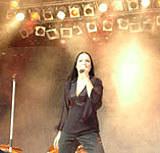 Tarja Turunen (Nightwish) /INTERIA.PL