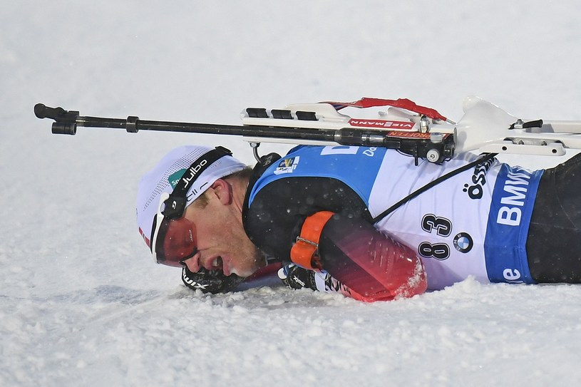 Tarjei Boe /JONATHAN NACKSTRAND /AFP