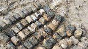 Tarnów: Na budowie odkryto ponad 100 min przeciwpiechotnych