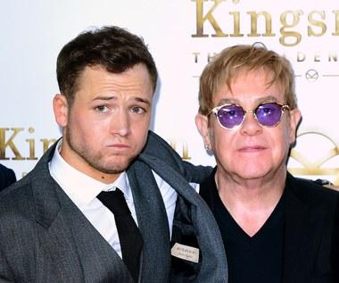 """Taron Egerton jako Elton John. """"Wszystkim opadną szczęki"""" (ZWIASTUN)"""