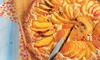Tarta brzoskwiniowa