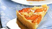 Tarta morelowo-migdałowa