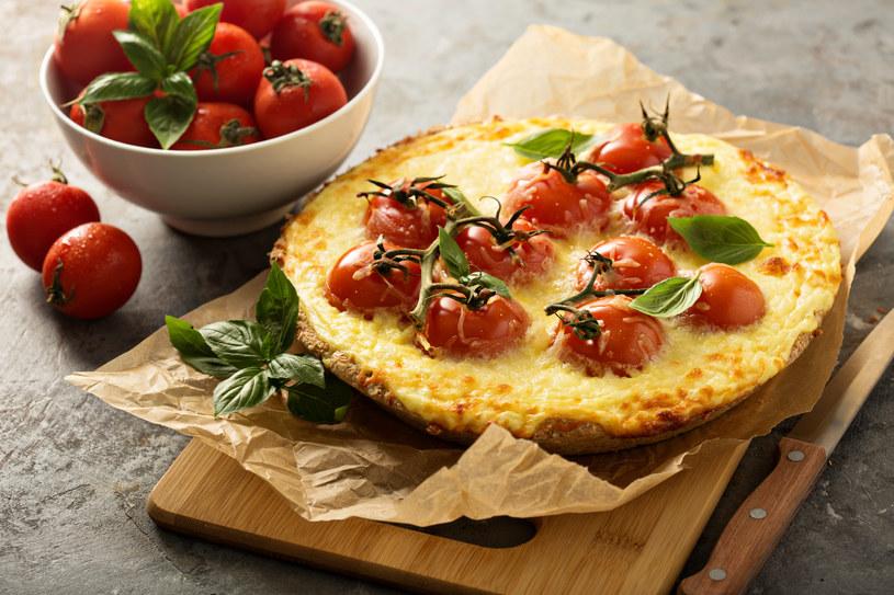 Tarta pomidorowo-serowa /123RF/PICSEL