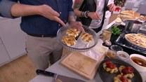Tarta z fenkułem i serem feta oraz pizza, czyli ciasto francuskie w roli głównej
