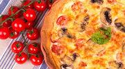 Tartaletki z gorgonzolą i borowikami