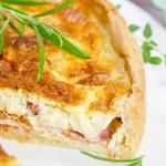 Tarty, pizze i placuszki