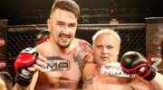 """Tata """"małej Madzi"""" walczy w MMA"""