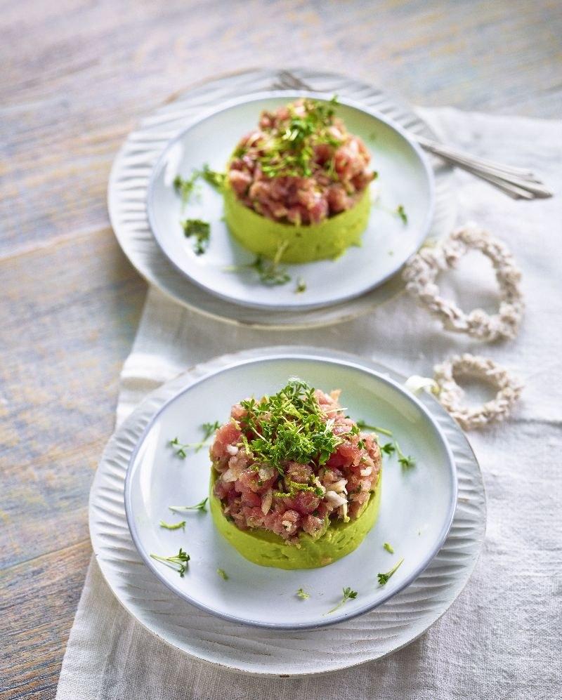 Tatar z tuńczyka /materiały prasowe