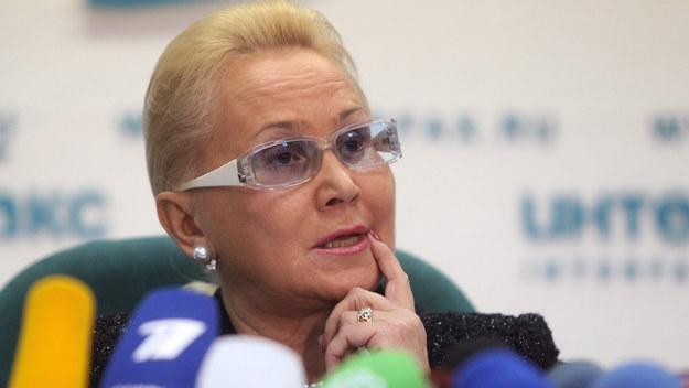 Tatiana Anodina (zdj. z 2011 roku) /SERGEI CHIRIKOV /PAP/EPA