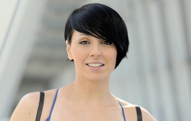 Tatiana Okupnik, fot.Maciej Biedrzycki  /Agencja FORUM