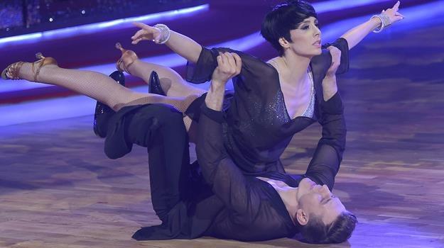 Tatiana Okupnik i Tomasz Barański mają duże szanse na triumf w tej edycji show / fot. Kurnikowski /AKPA