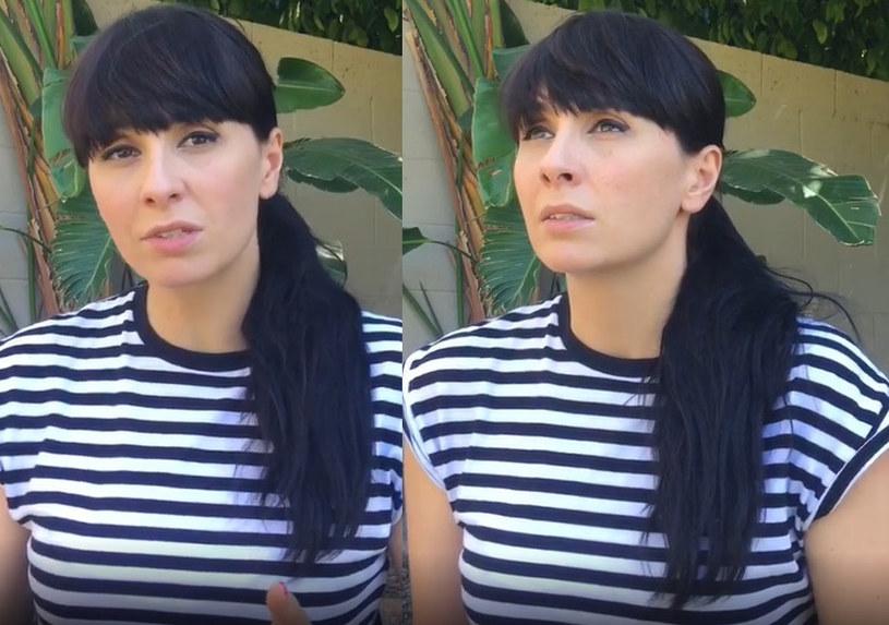 Tatiana Okupnik opowiedziała o swoich problemach na Instagramie /Instagram