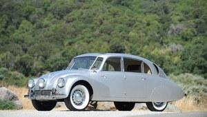 Tatra T87 (1936-1950) - pionierka aerodynamiki