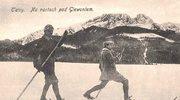 Tatry. Na nartach pod Giewontem, Wydawnictwo Sztuka, 1918