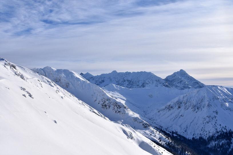 Tatry słowackie: Nocna akcja ratunkowa po dwóch polskich skialpinistów /Albin Marciniak /East News