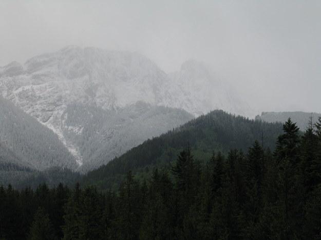 Załamanie pogody w Tatrach. Burze i ulewy