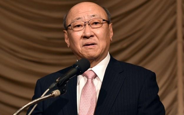 Tatsumi Kimishima /AFP