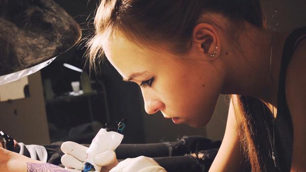 Jeszcze W Ubiegłym Wieku Tatuaże Kojarzyły Się Głównie Z
