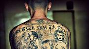 Tatuaże więzienne - znaki, które potrafią uratować skórę