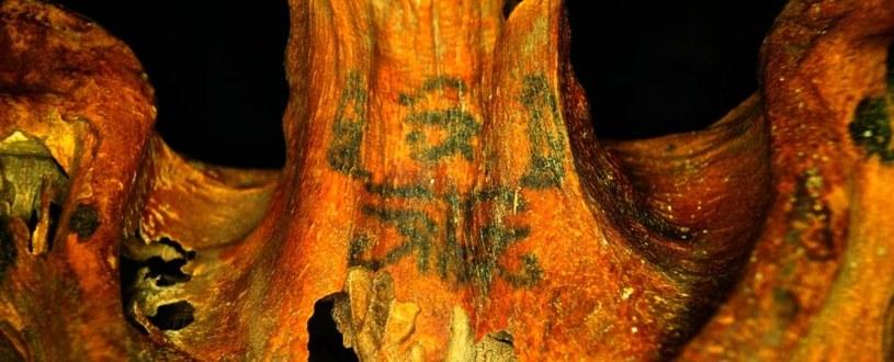 Tatuowano się także w starożytnym Egipcie /materiały prasowe